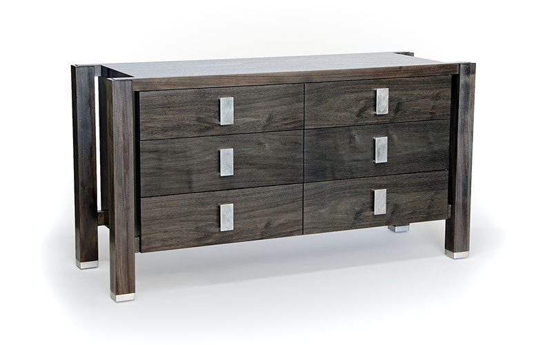 architrave six drawer dresser