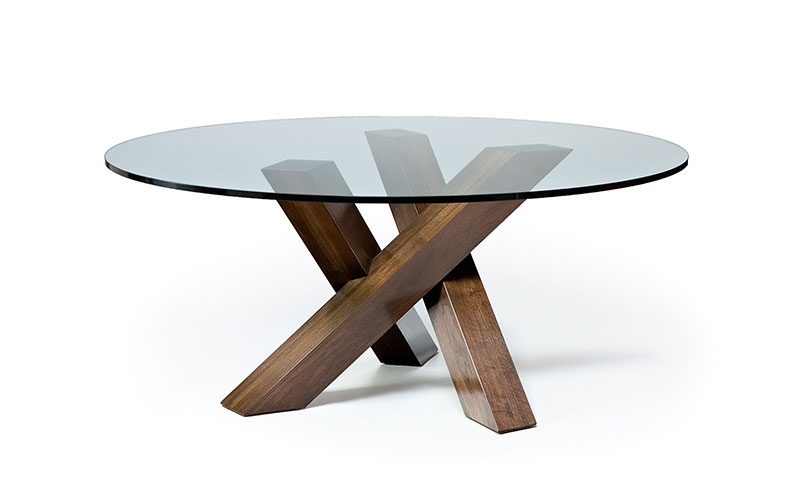 "k-3 200 66"" round dining table"
