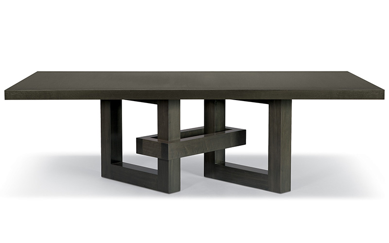 Link Dining Table - Wood Top