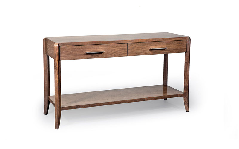relevé console table